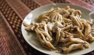 Asian food - Cambodian-food-garlic-Kalyanee-Mam-local-oyster-mushrooms.jpg
